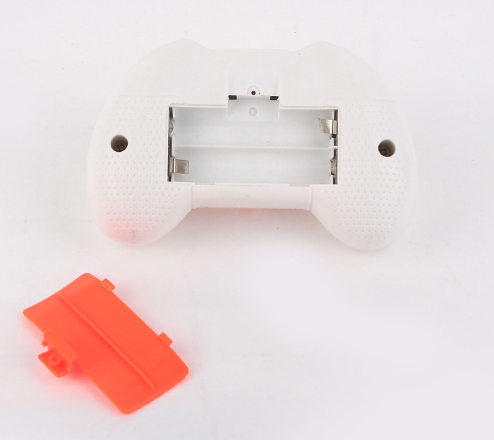 remote control cell holder