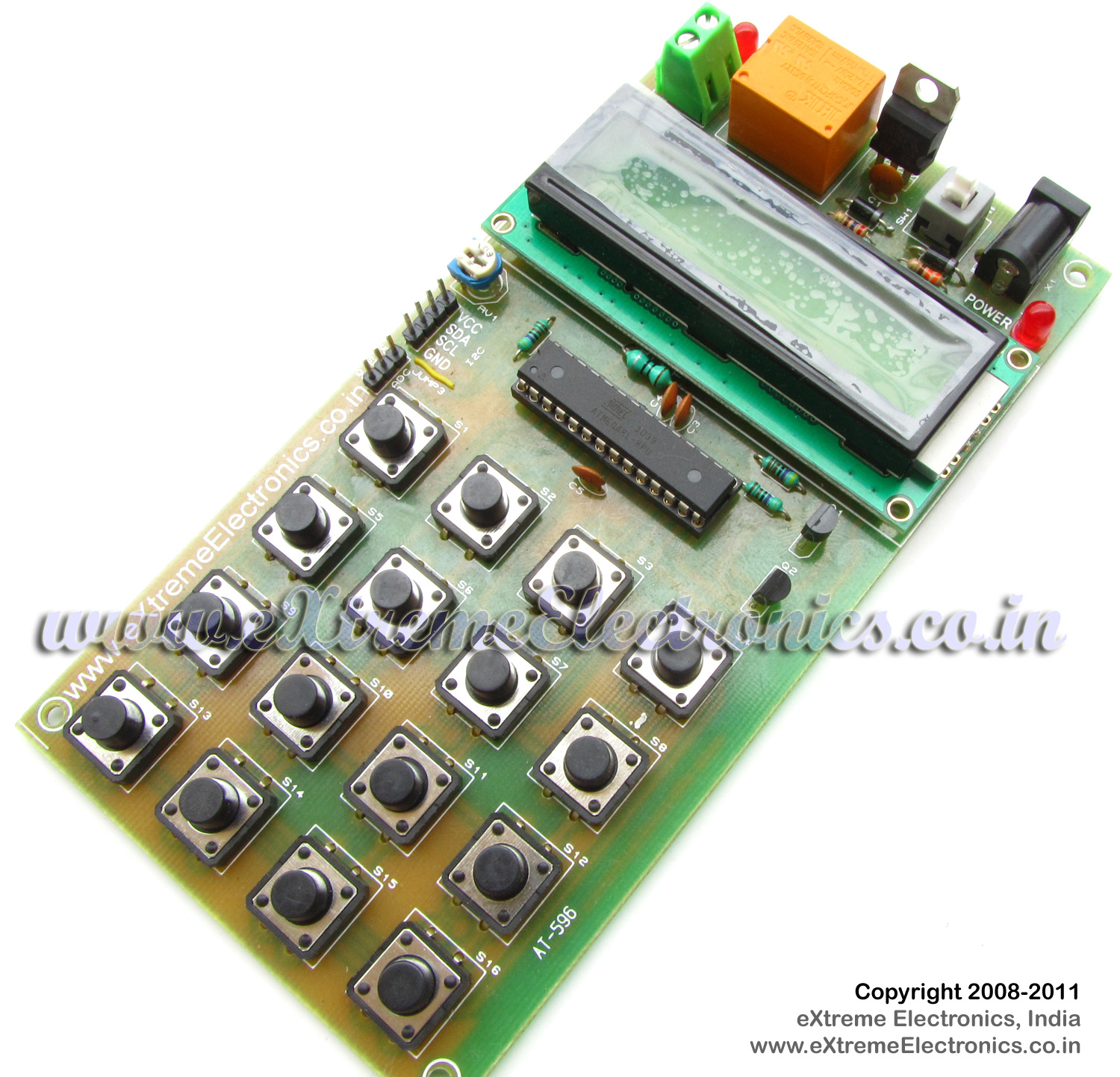 Buy Code Lock Avr Atmega8 Project Low Cost In India Ac Fan Speed Control Electronics Forum Circuits Projects And Based