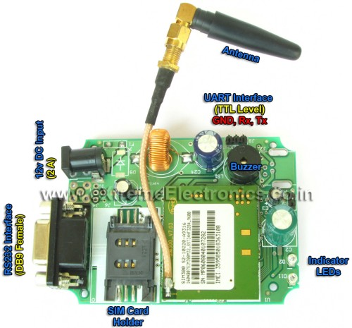 sim300 module new version