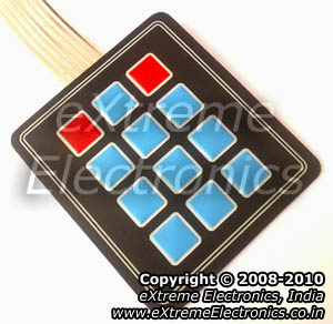 Buy Matrix Keypad in India