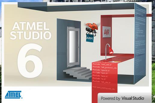 Atmel Studio 6 Popup
