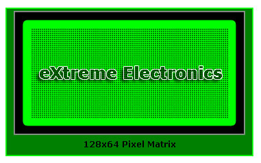 graphical lcd matrix