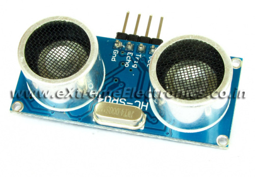 Ultrasonic Range Finder HC-SR04