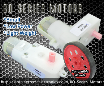 BO Series Motors