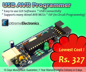 USB AVR Programmer v2.0