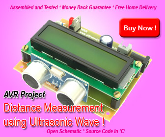 avr_project_distance_measure
