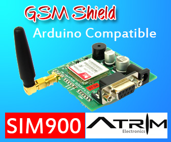 GSM Shield SIM900 for Arduino