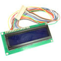LCD with Wire
