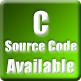 c source code for hc-sr04