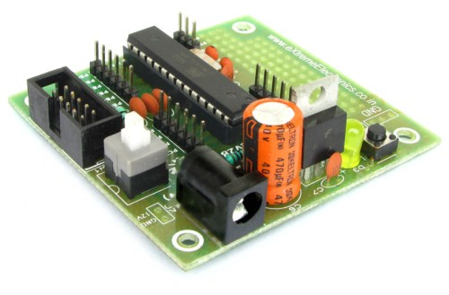 28 pin avr board