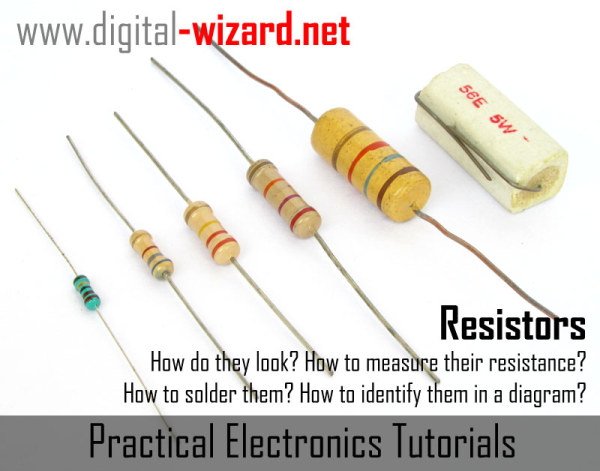 practical electronics tutorials