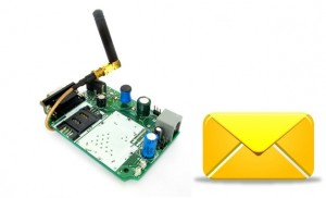 Sending and Receiving Message Using SIM300 GSM