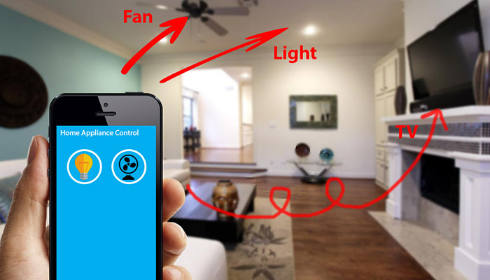 smartphone_controlled_home